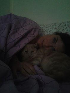 Domenuca pomeriggio fra coperte e fusa .. #teodoroamoremio #teodoromylove #mycat #beautifulcat #lovelycat