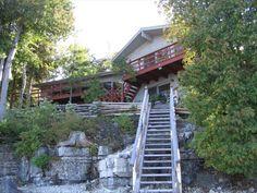 House vacation rental in Ellison Bay from VRBO.com! #vacation #rental #travel #vrbo