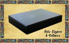EPIC ® CIGARS &  EPIC ® TOBACCO: THE ORIGINAL, UNIQUE, AUTHENTIC, LEGITIMATE  EPIC® CIGARS REGISTERED IN THE DOMINICAN REPUBLIC, CATEGORY TOBACCO, #220651.