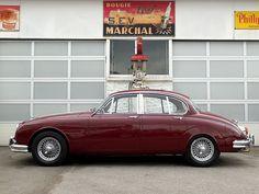 1962 Jaguar MK II 3.8