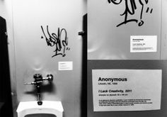 Bathroom Graffiti Art - CollegeHumor Post