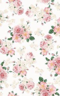 壁紙*花柄の画像 プリ画像