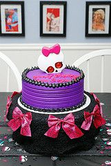 Theme Party: Monster High for my 6-year old. :)