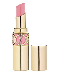 Yves Saint Laurent's Rouge Volupté Shine Collector Oil-in-Stick is a much-talked-about luxury lipstick. Mac Cosmetics Lipstick, Glossier Lipstick, Nude Lipstick, Lipsticks, Brown Lipstick, Lipstick Shades, Ysl Beauty, Beauty Kit, Makeup Products
