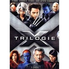 X-Men (One of my top favorite movies all 3 of them plus the other 2 that branch off of them....amazing)