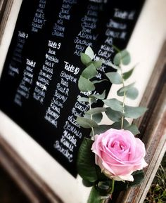 table plan, La Rosa Canina FIRENZE www.larosacaninafioristi.it