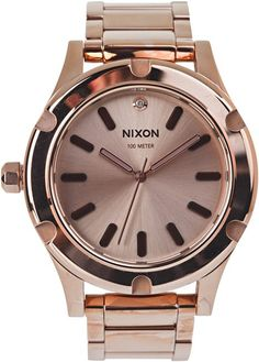 NIXON THE CAMDEN WATCH > Womens > Accessories > Watches | Swell.com