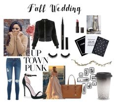"""""""winter outfit #2"""" by estherkoopmans on Polyvore featuring mode, GALA, Current/Elliott, MICHAEL Michael Kors, New Look, Wedgwood, UGG Australia, Lord & Taylor, Guerlain en Boohoo"""
