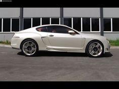 Fotos del Mansory Bentley Continental GT - 11 / 12