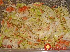 Archívy Recepty - Page 17 of 782 - To je nápad! Kfc, Coleslaw, Salad Recipes, Atlanta, Cabbage, Low Carb, Vegetables, Food, Style