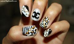 i like the animal print ones
