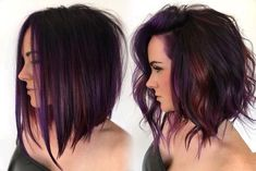 50 Best Inverted Bob Haircuts: Short & Long Inverted Bob Hairstyles can find Women haircuts long and more on our Best Inverted Bob Hair. Inverted Bob Hairstyles, Curly Bob Hairstyles, Curly Hair Styles, Cool Hairstyles, Natural Hair Styles, Black Hairstyles, Straight Hairstyles, Curly Vs Straight Hair, Hairdos