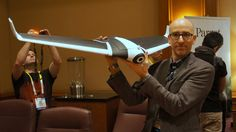 Project Disco is Parrot's giant, insane, 50 mph consumer drone