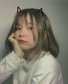 Ulzzang Short Hair, Korean Short Hair, Ulzzang Korean Girl, Pretty Korean Girls, Cute Korean Girl, Asian Girl, I Love Girls, Cute Girls, Skinny Girl Body