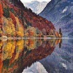 Beautiful colors of Switzerland <3 <3