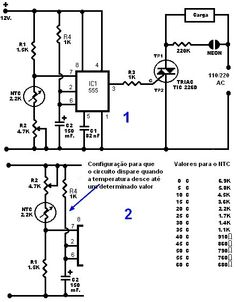 Mosquito repelling circuit diagram | MISCELLANEOUS STUFF | Pinterest ...