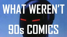 A video essay about how financialization brought the so called dark age of comics.