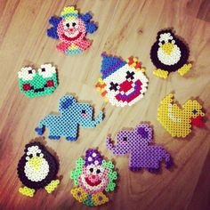 Hama beads crafts by Jean M.