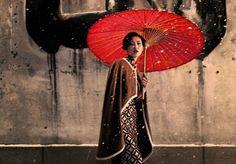 El enigmático universo del cineasta Wong Kar Wai fotografiado por Wing Shya