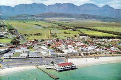 The Strand - Cape Town photos / South Africa Pretoria, Old Pictures, Old Photos, Somerset West, Cape Town South Africa, Africa Travel, Live, Dolores Park, Places To Visit