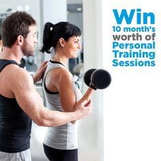 Something Free   Win 10 months of personal training worth over £3640 by entering our Facebook competition!  https://www.facebook.com/photo.php?fbid=450381011697874=a.441180629284579.1073741828.440686676000641=1  Health   Fitness   Exercise   Beauty