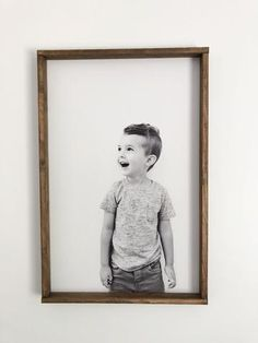 Ideas black and white picture wall kids Black And White Picture Wall, Black And White Frames, White Picture Frames, Black And White Baby, Black And White Portraits, Black And White Pictures, Black And White Photography, Boys Black And White Bedroom, Picture Frame Decor