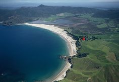 Whangapoua Beach, Great Barrier Island. This would be my ideal summer holiday at this place. Next summer I am thinking a wee visit to my childhood home is calling...