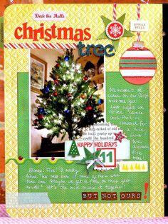 Dafnie Design - #journalyourchristmas, #decemberdaily