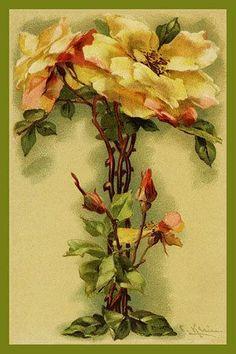 Flowers T (Olde America Antiques)