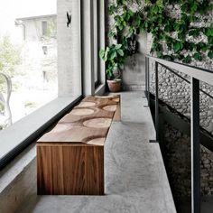Five Hardwoods Ripples Seat