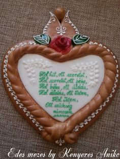 My gingerbread :)