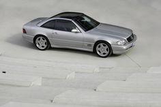 Seit über 60 Jahren ein Traumsportwagen – Der Mythos Mercedes-Benz SL