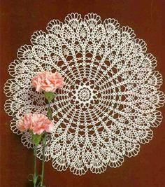 Magic Crochet Nº 21 - Edivana - Picasa ウェブ アルバム: Crochet Eyes, Crochet Doily Patterns, Tatting Patterns, Crochet Chart, Crochet Home, Thread Crochet, Filet Crochet, Crochet Doilies, Irish Crochet