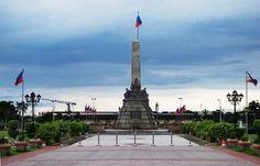 El Parque Rizal de Manila - http://www.absolutfilipinas.com/el-parque-rizal-de-manila/