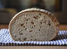 Christee In The Kitchen: KVÁSKOVÝ ZÁCHRANNÝ CHLEBA 112 (BEZ VÁŽENÍ – VHODNÝ I PRO ZOUFALCE, PROKRASTINÁTORY A ZAČÁTEČNÍKY :)) Tasty, Yummy Food, Deserts, Food And Drink, Cooking, Cake, Breads, Fit, Pickles