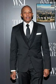 Dr. Dre ~ Producer / STRAIGHT OUTTA COMPTON ~ $40M in Foreign Sales
