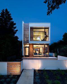 #Contemporary, (1965-Present) #exterior #architecture