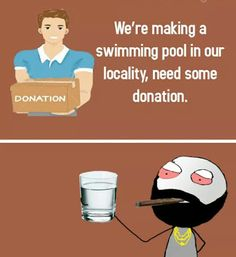 Best donation ever - Funny Offensive Memes - - Best donation ever Funny Offensive Memes Best donation ever The post Best donation ever appeared first on Gag Dad. The post Best donation ever appeared first on Gag Dad. meme indian Best donation ever ? Very Funny Memes, Funny School Jokes, Some Funny Jokes, Funny Relatable Memes, Funny Facts, Be Like Bro Memes, Funny Comebacks, Funny Sarcastic, True Facts