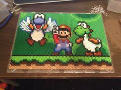 Mario and Yoshi(s) Potrait by Werbenjagermanjensen on DeviantArt