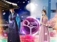 Queen In Hyun's Man (Queen And I) ❤ {Korean Drama} (Yoo In Na, Ji Hyun Woo, Kim Jin Woo, Ga Deuk Hi)