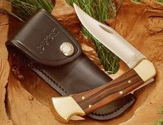 """Buck 110 """"folding hunter""""  Not a Philppine Edged Weapon, but a classic anyway."""