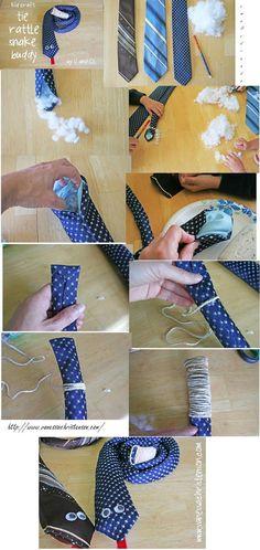 DIY snake friend:)