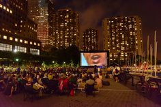 Summer Means Cinema Under the Stars in NYC: Rooftop Films Summer Series