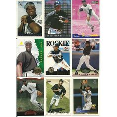 HUGE 40 + different RAY DURHAM cards lot RC 1994 - 2002 all White Sox premiums Listing in the 1990-1999,Lots,MLB,Baseball,Sports Cards,Sport Memorabilia & Cards Category on eBid United States | 148345589