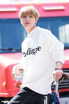 """Hae Chan - adorable and mischievous """"maknae"""" of NCT 127 Nct 127, Yang Yang, Winwin, Taeyong, Jaehyun, Yuta, Johnny Seo, Mark Nct, Kpop"""