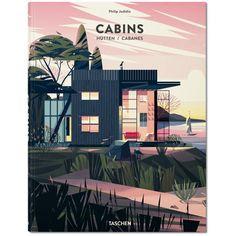 Cabins de Philip Jodidio