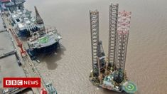 Climate change: Fossil fuel production set to soar over next decade - BBC News