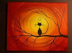 Canvas Painting Ideas for Beginners - Bing Images