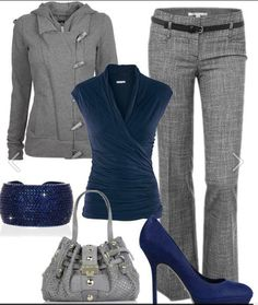 Take a look at the best images of business casual for women in the photos below and get ideas for your work outfits! Travel_Domestic-Business packing for a business trip – several outfits in business casual style Polyvore Outfits, Komplette Outfits, Casual Fall Outfits, Winter Outfits, Dress Casual, Casual Shoes, Fashion Outfits, Skirt Outfits, Classy Outfits