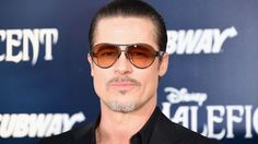 It looks like Brad Pitt and Ryan Gosling have something in common. Just weeks after Gosling fired off an angry letter to Costco and took a stand against the retail giant for selling eggs produced by caged chickens, Pitt has now done the same. Selling Eggs, Brad And Angelina, Ryan Gosling, Costco, Brad Pitt, Celebrity News, Mens Sunglasses, Take That